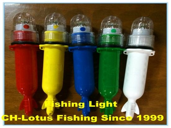 fishing light attracting fish