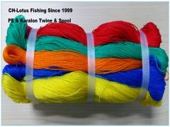 polyester fishing twine PE multifilament factory wholesale