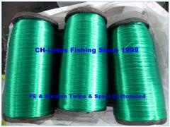 PE twine in low price for fishing net twine -CH-Lotus Fishing