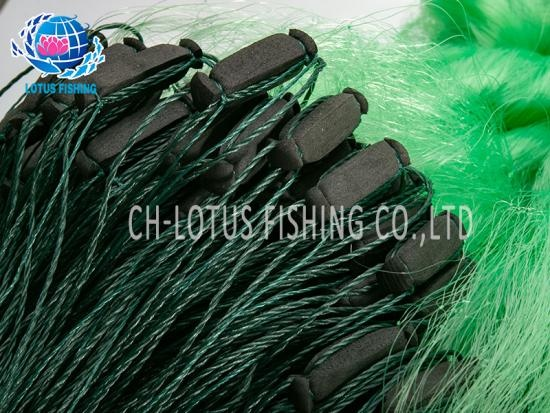Chaohu Lotus Professional 400 MD Nylon or Polyster Fishing Nets