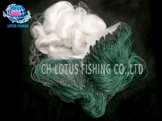 factories direct sale nylon fish net in china