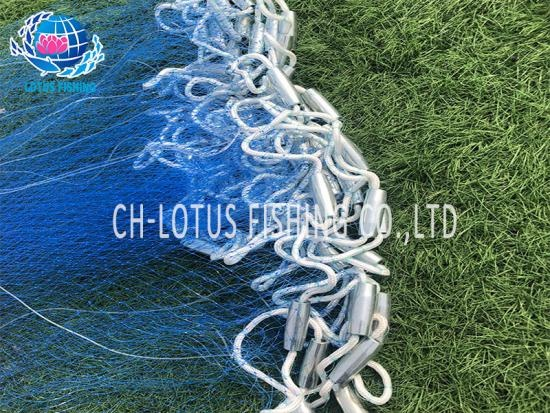 nylon high quality pe cast net
